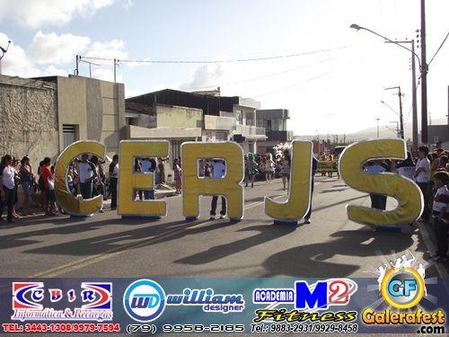 Desfile Cívico 2011 do Col. Est. Roque José de Souza em Campo do brito