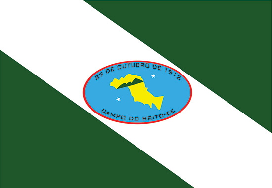Bandeira Campo do Brito