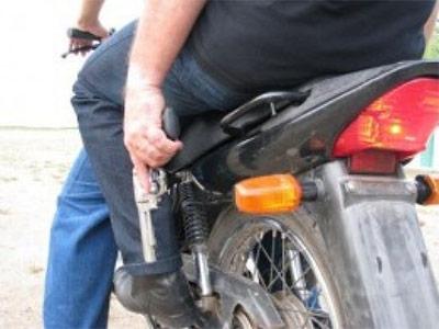 Bandidos roubam motos e celulares em Campo do Brito