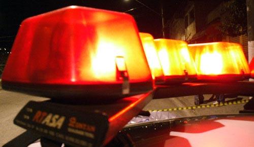 Polícia prende dois suspeitos de roubos em Campo do Brito