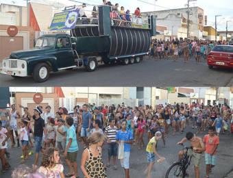 Colégio Guilherme Campos realiza carnaval com alunos