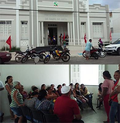 (Fotos: Divulgação/Sintese Agreste)